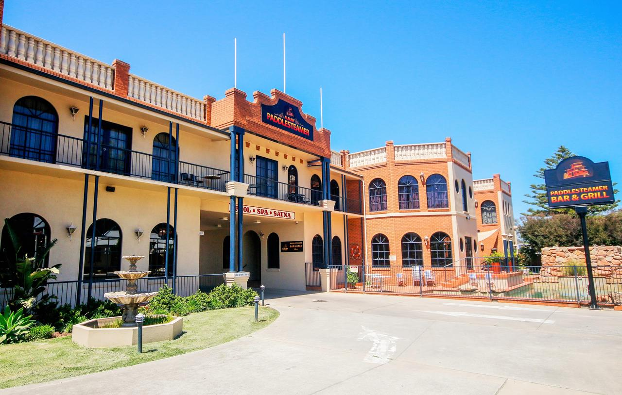 Albury Paddlesteamer Motel - Accommodation Perth
