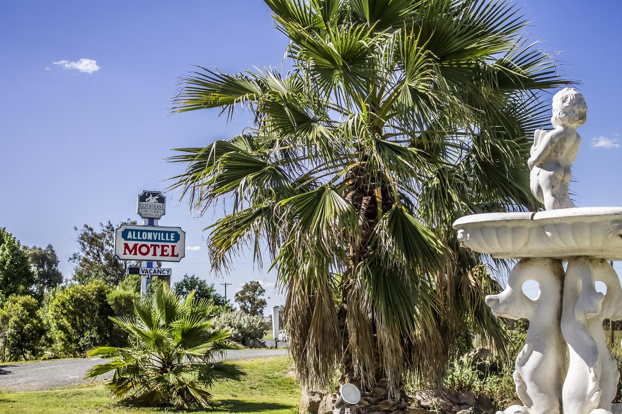 Allonville Gardens Motel - Accommodation Perth