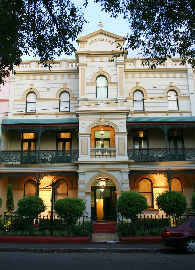 Avonmore On The Park Boutique Hotel - Accommodation Perth
