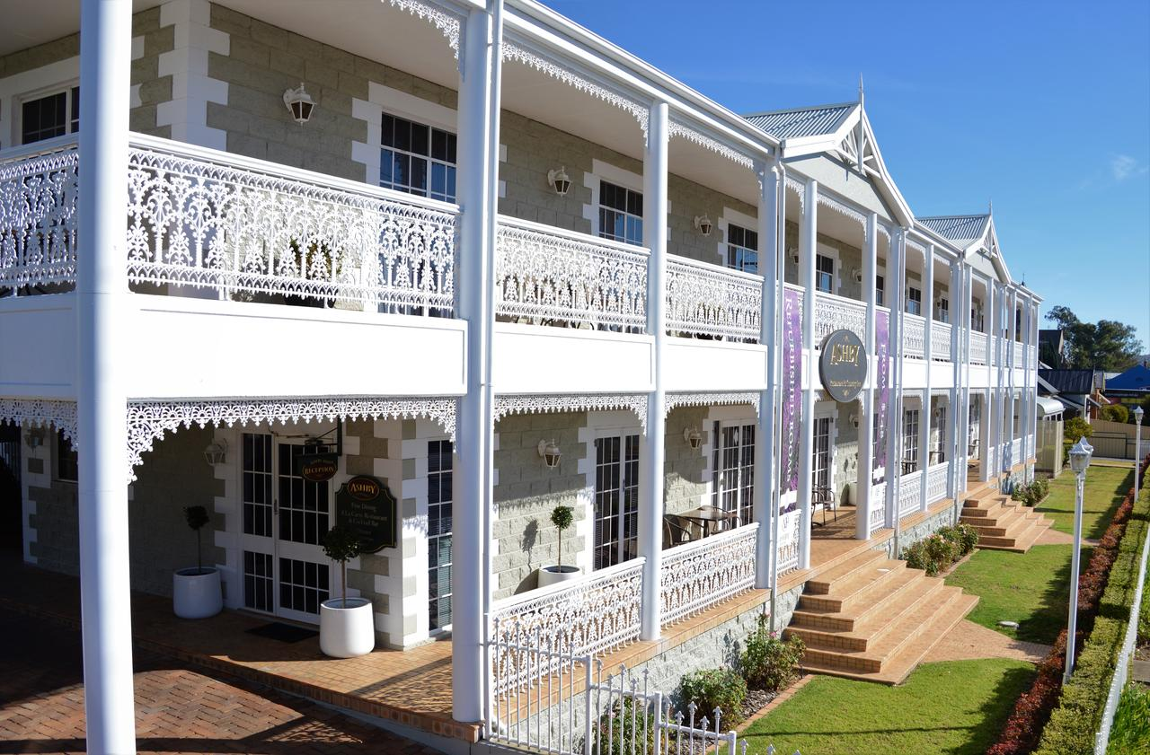 Ashby House Motor Inn - Accommodation Perth