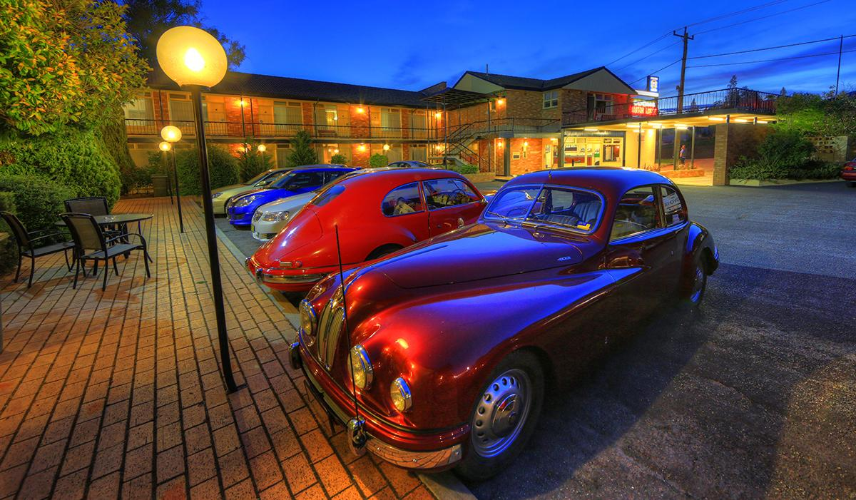 Cooma Motor Lodge Motel - Accommodation Perth