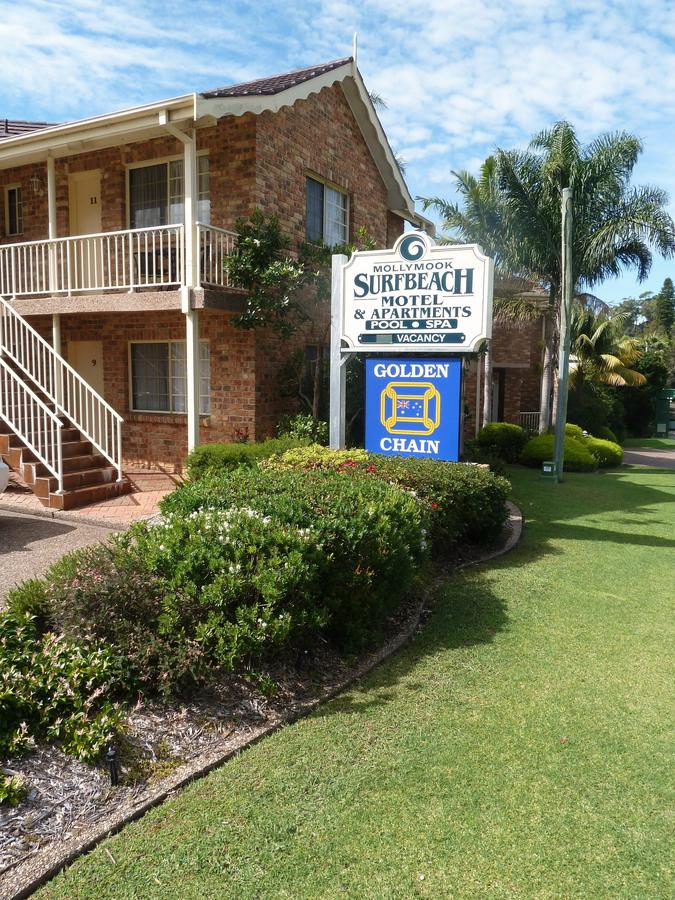 Mollymook Surfbeach Motel  Apartments - Accommodation Perth