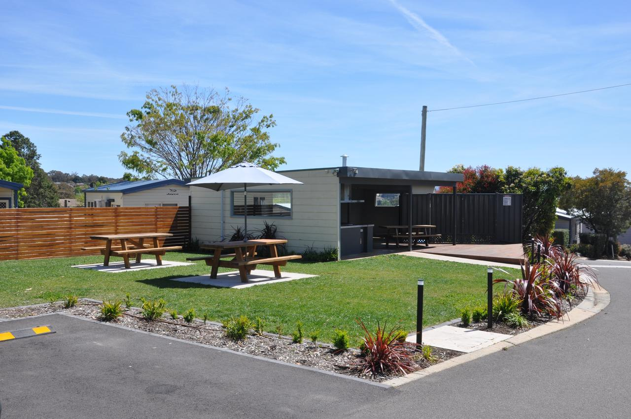 Crestview Tourist Park - Accommodation Perth