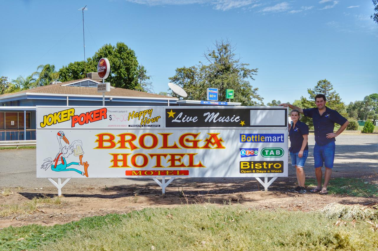 Brolga Hotel Motel - Coleambally - Accommodation Perth