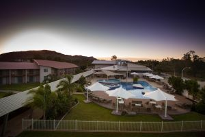 Crowne Plaza Alice Springs Lasseters - Accommodation Perth