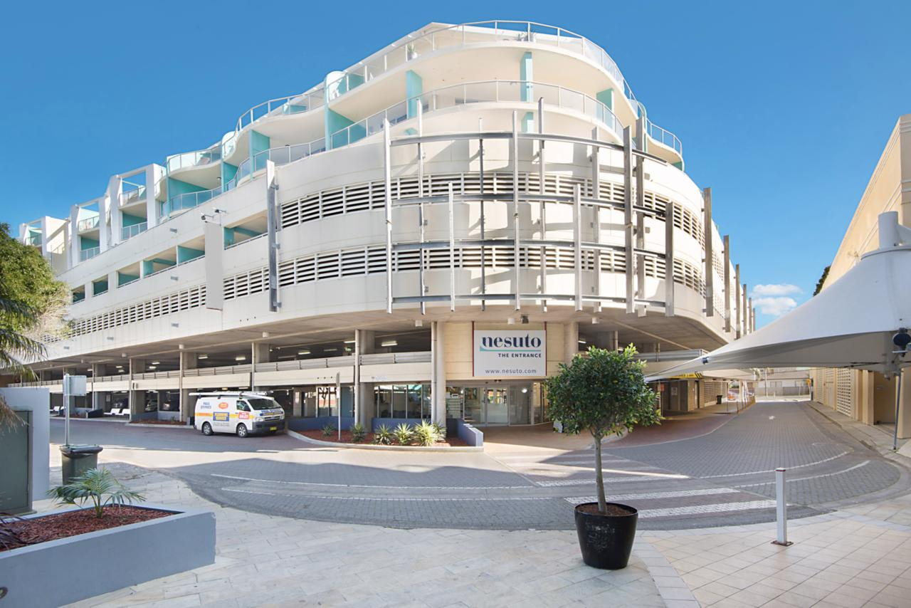 Nesuto The Entrance formerly Waldorf The Entrance Serviced Apartments - Accommodation Perth