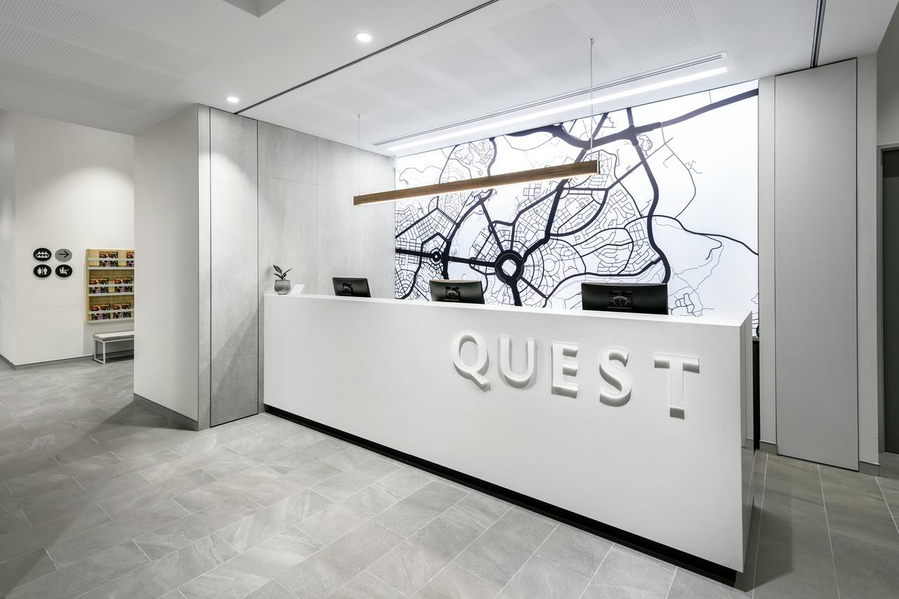 Quest Canberra City Walk - Accommodation Perth