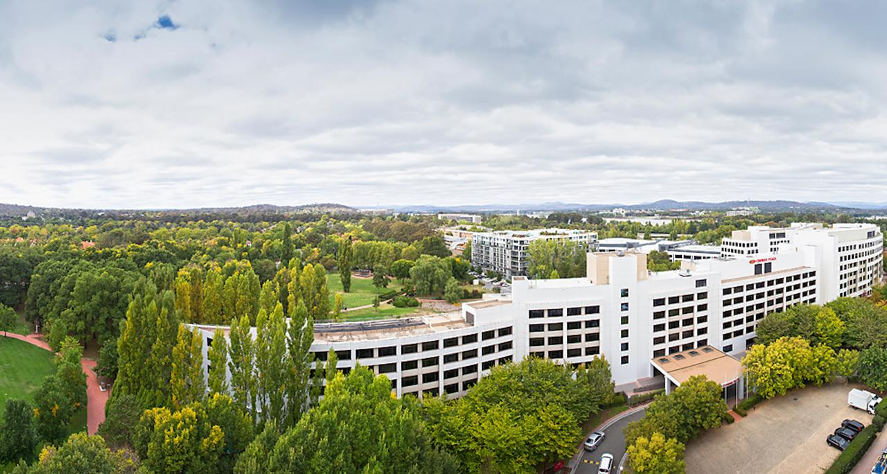 Crowne Plaza Canberra - Accommodation Perth
