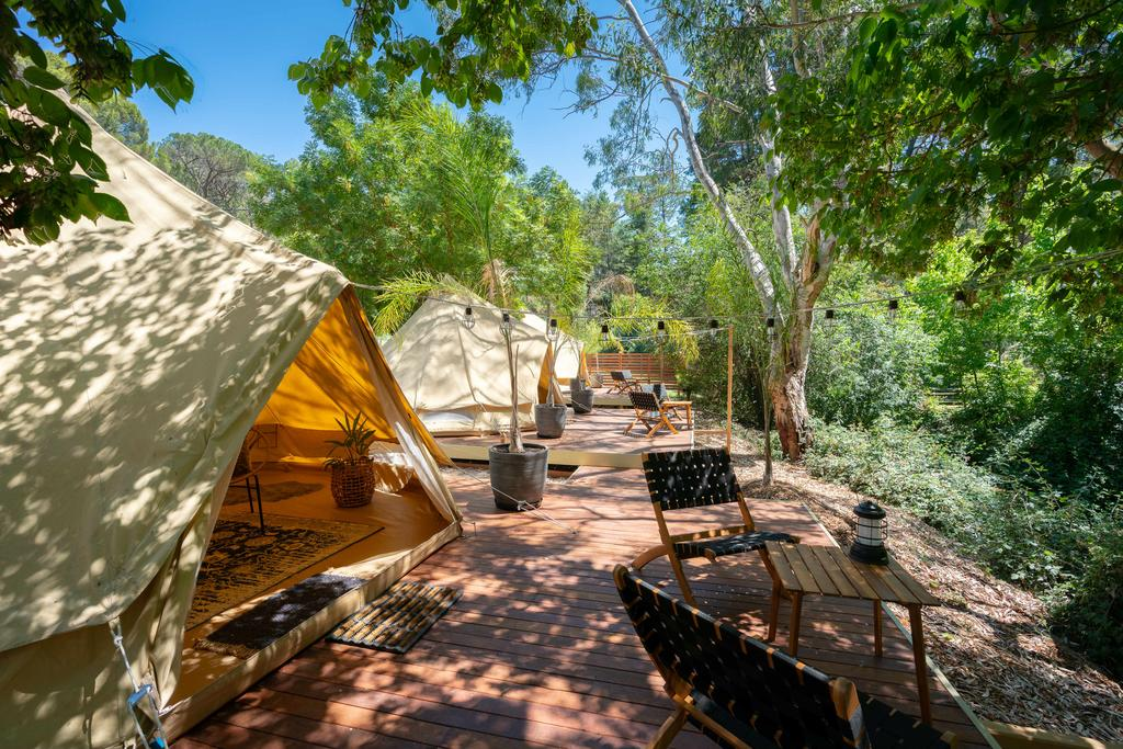Castlemaine Gardens Luxury Glamping - Accommodation Perth