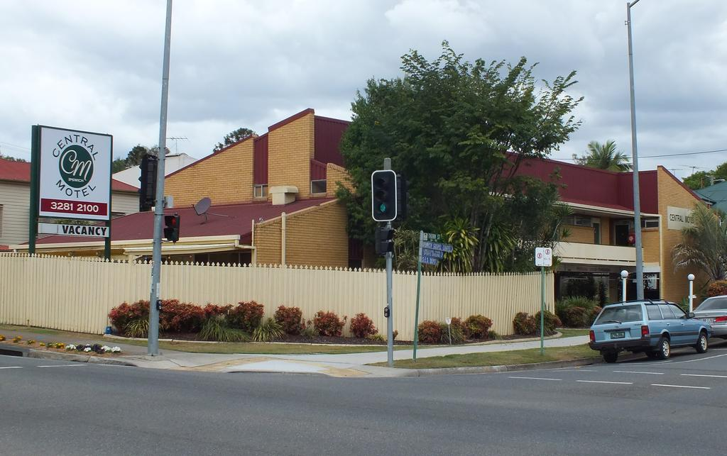 Central Motel Ipswich - Accommodation Perth