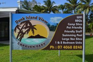 Dunk Island View Caravan Park - Accommodation Perth