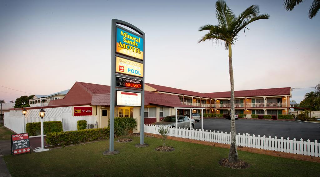 Mineral Sands Motel - Accommodation Perth