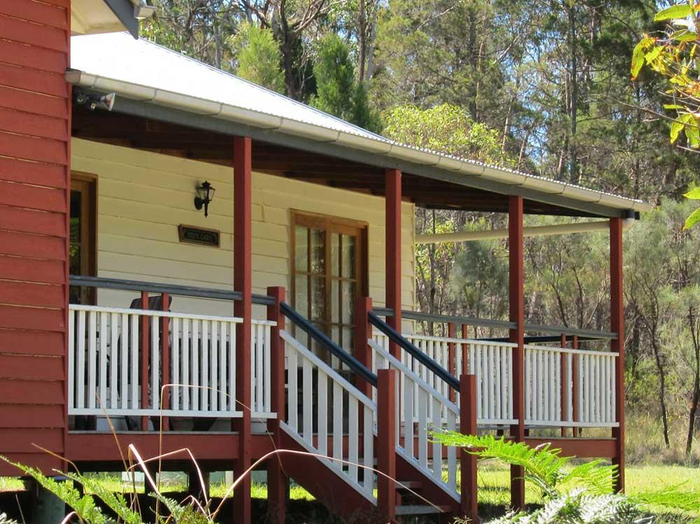 Neds Cabin - Accommodation Perth