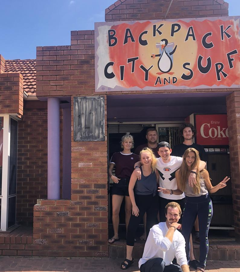 Backpack City  Surf - Accommodation Perth