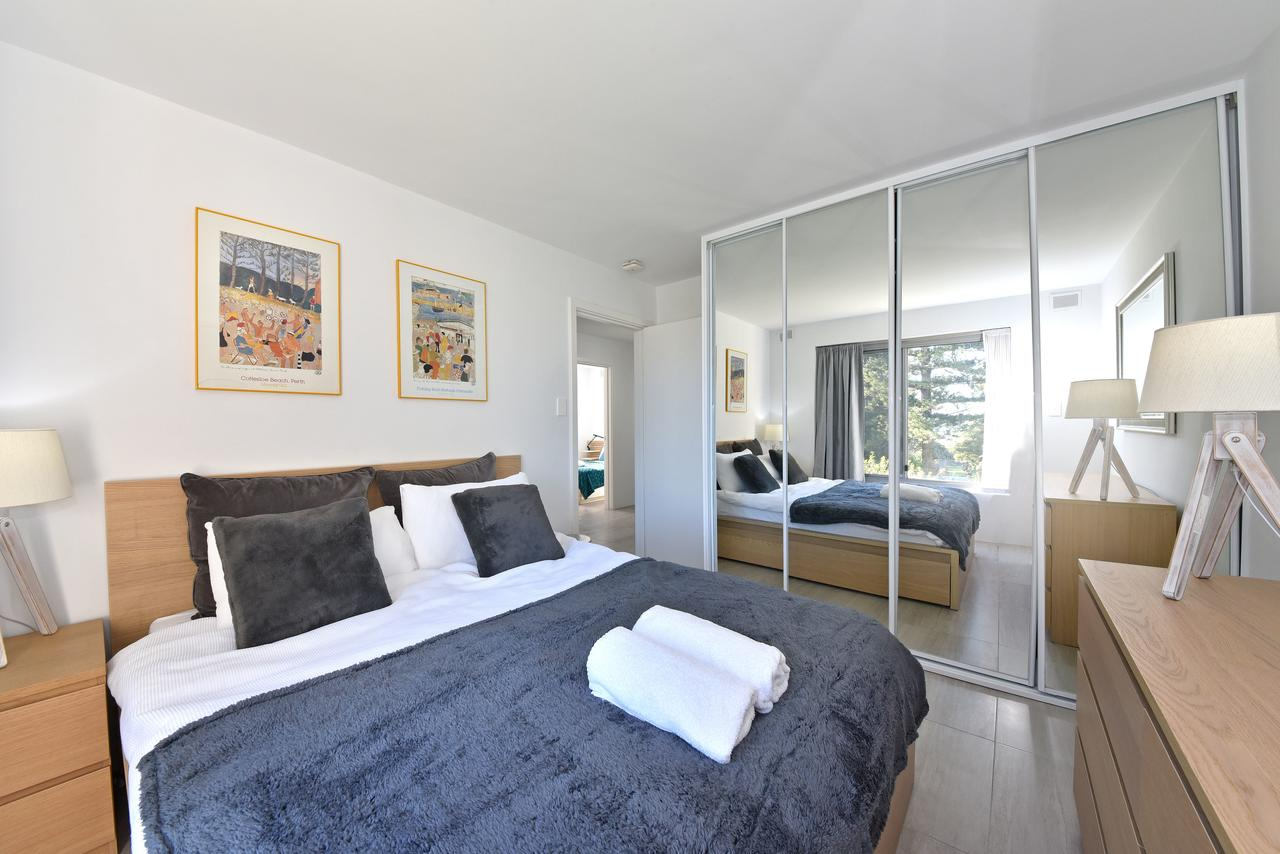 Cottesloe apartment close to beach - Accommodation Perth