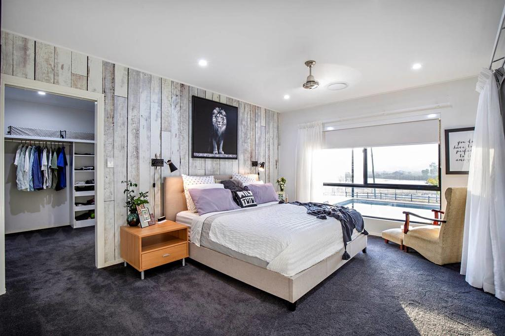 Sunset Penthouse Couples Retreat close to Airlie Beach Champagne on arrival - Accommodation Perth