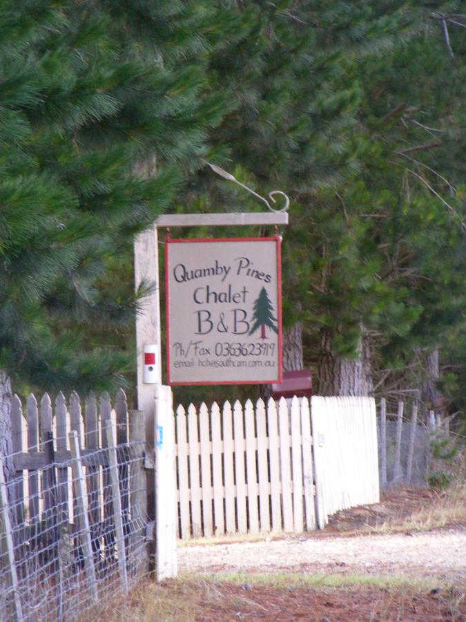 Quamby Pines Chalet - Accommodation Perth
