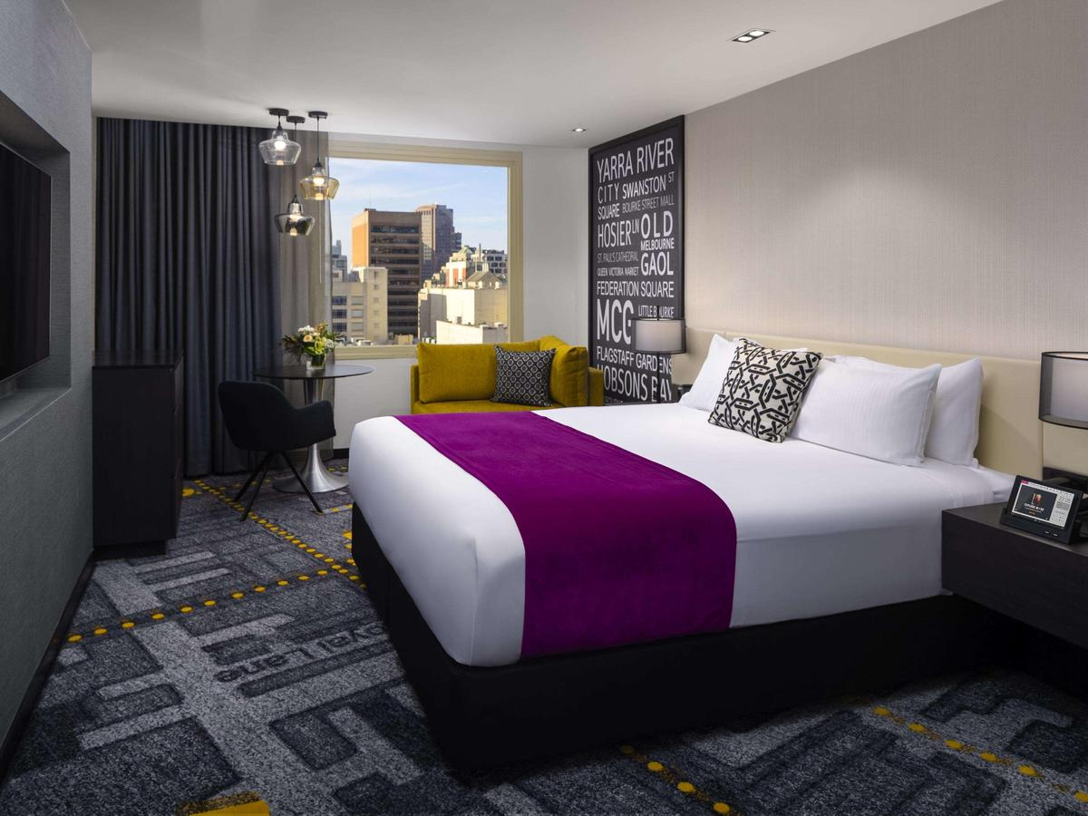 Pullman Melbourne on Swanston - Accommodation Perth