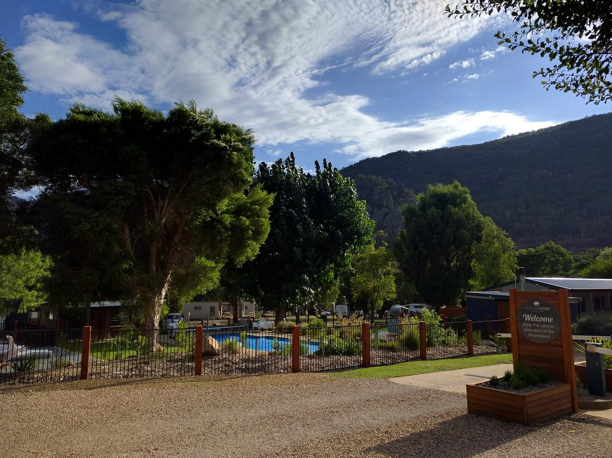 Halls Gap Lakeside Tourist Park - Accommodation Perth