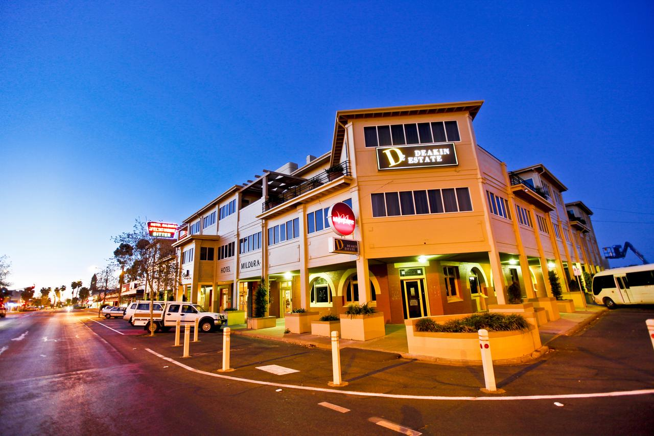 Mercure Hotel Mildura - Accommodation Perth