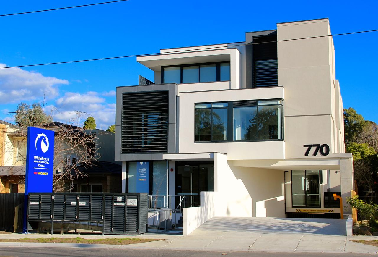 Whitehorse Apartments Hotel - Accommodation Perth
