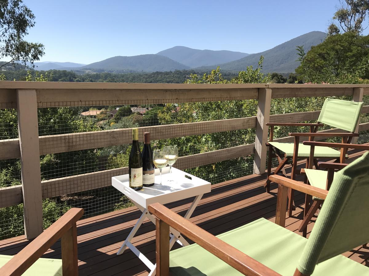 Hamptons In Healesville - Accommodation Perth