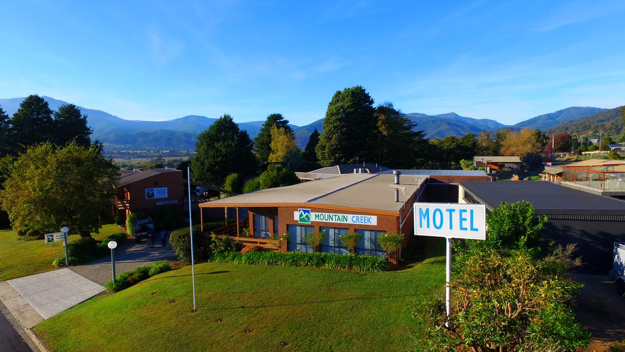Mountain Creek Motel - Accommodation Perth