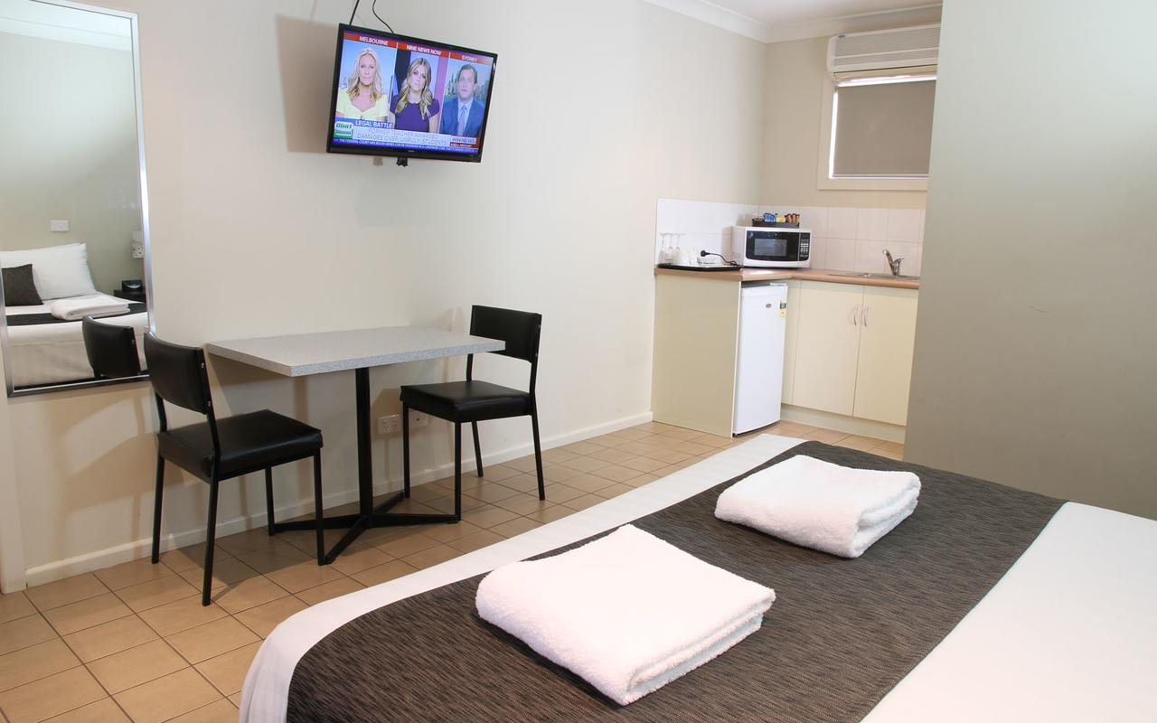 Robinvale Bridge Motel - Accommodation Perth