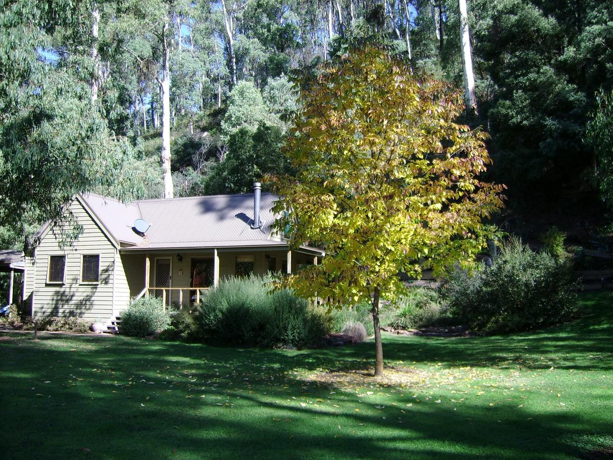 shady brook cottages - Accommodation Perth