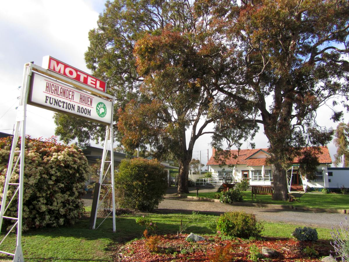 Highlander Haven Motel - Accommodation Perth
