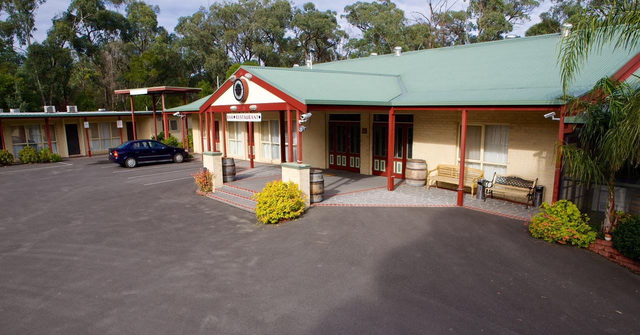 Sanctuary House Resort Motel - Accommodation Perth