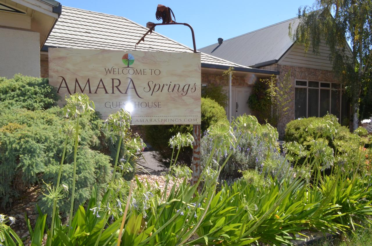 Amara Springs Guest House - Accommodation Perth