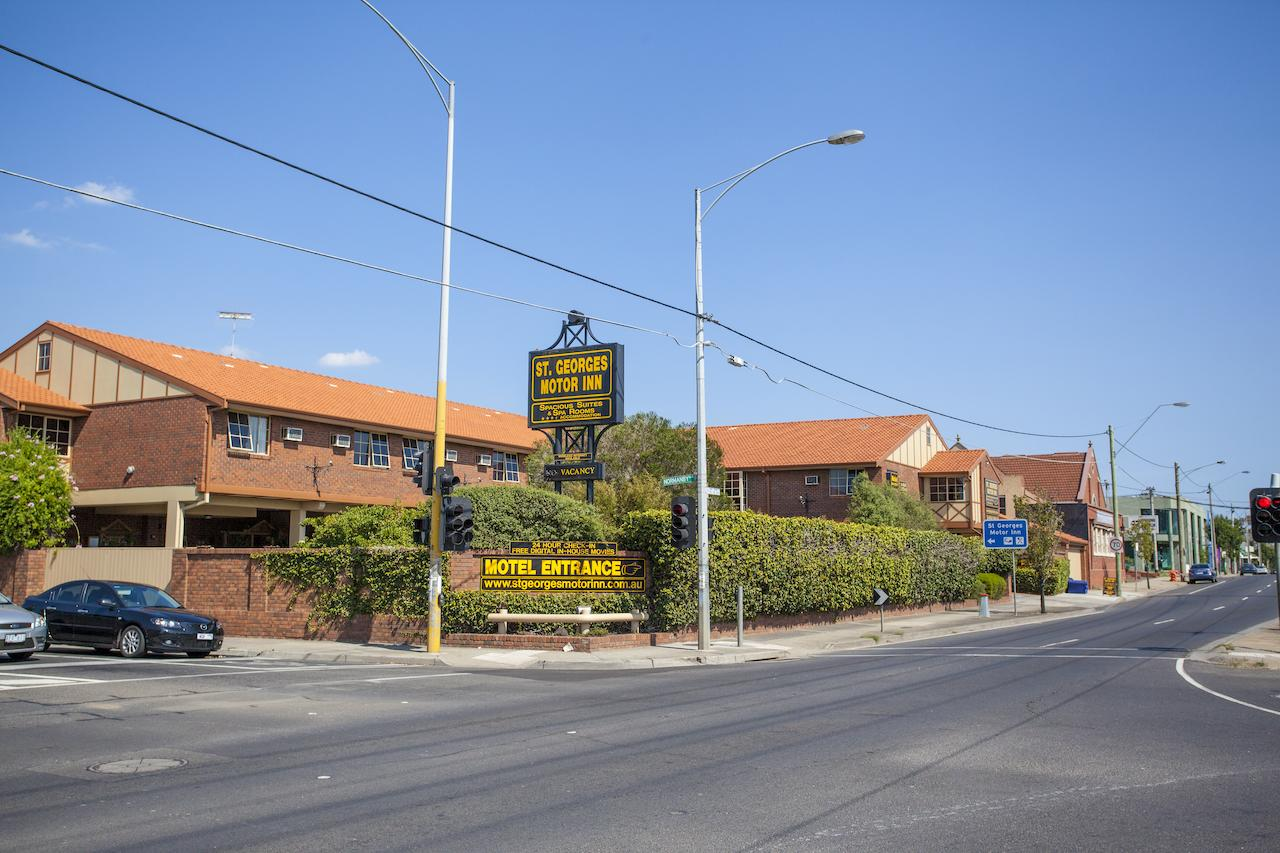 St Georges Motor Inn - Accommodation Perth
