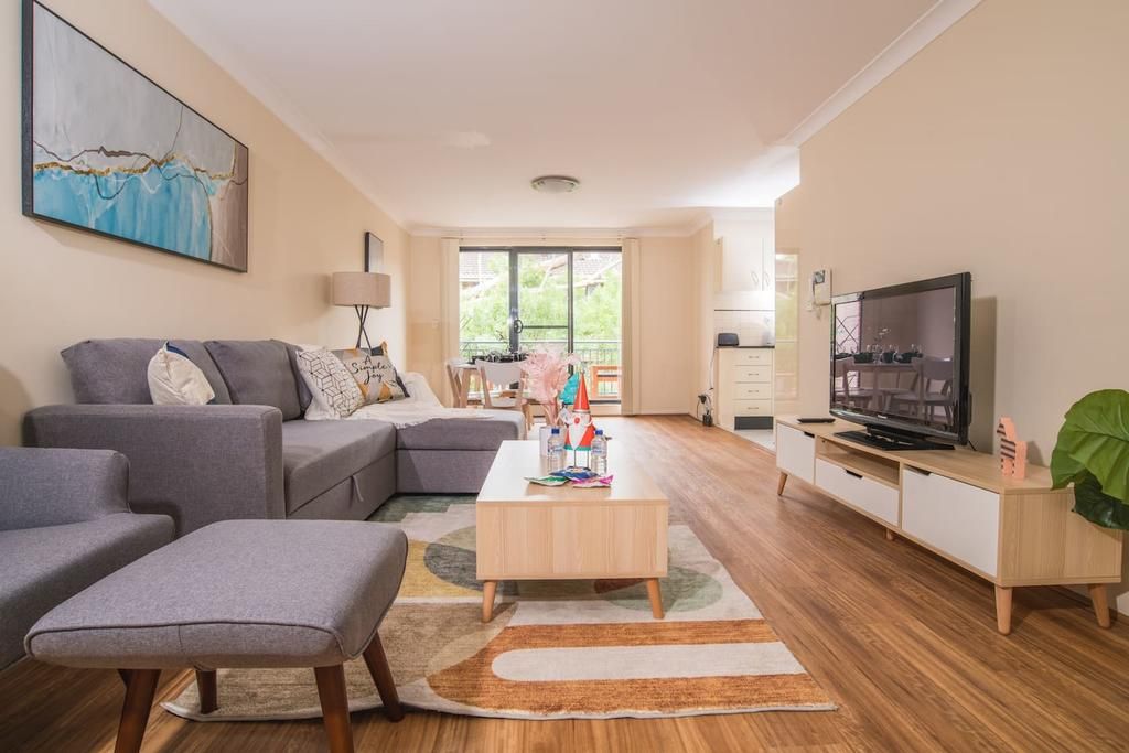 True Comfort 3bed2bath APT near Ashfield Station - Accommodation Perth