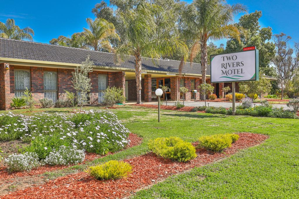 Two Rivers Motel - Accommodation Perth