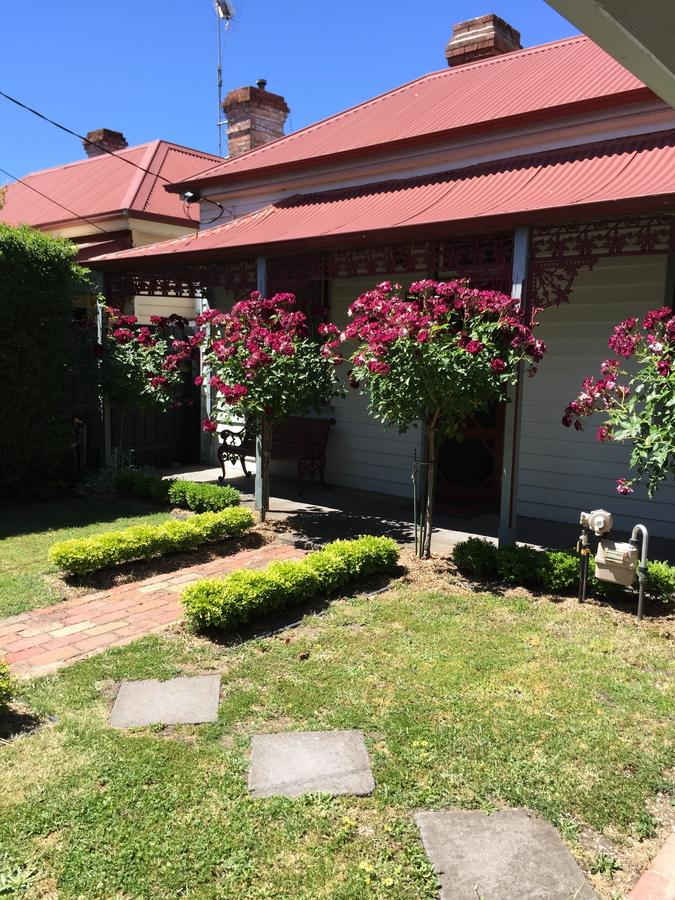 Airleigh-Rose Cottage - Accommodation Perth