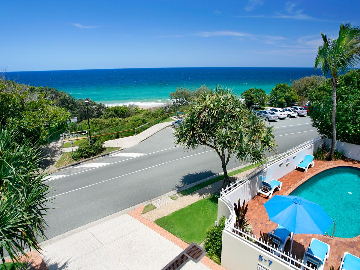 La Mer Sunshine Beachfront - Accommodation Perth