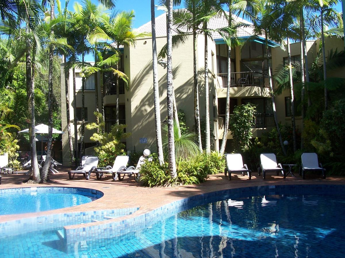 Ocean Breeze Resort - Accommodation Perth