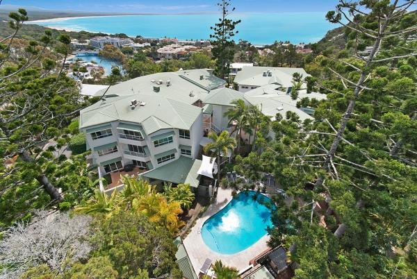The Lookout Resort Noosa - Accommodation Perth
