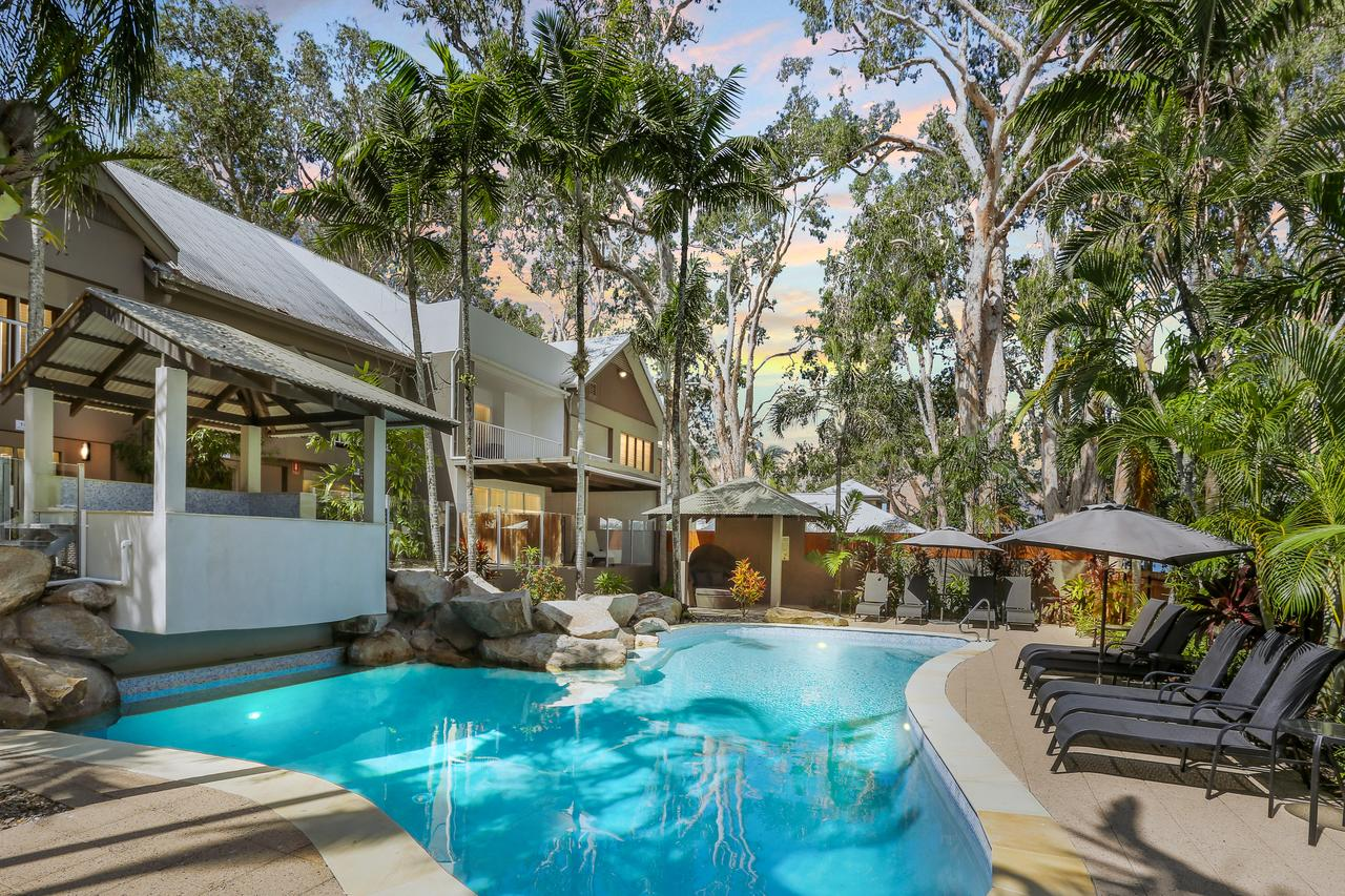 Paradise On The Beach Resort - Accommodation Perth