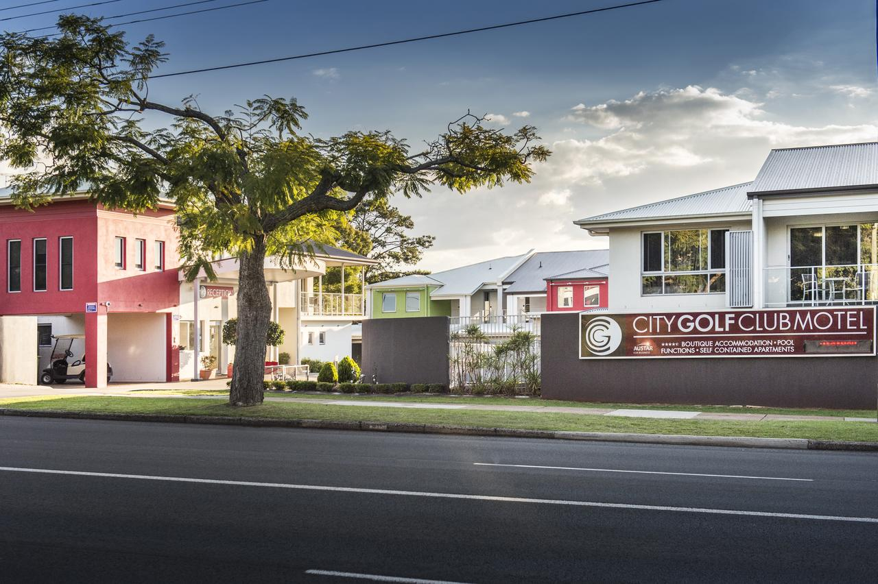 City Golf Club Motel - Accommodation Perth