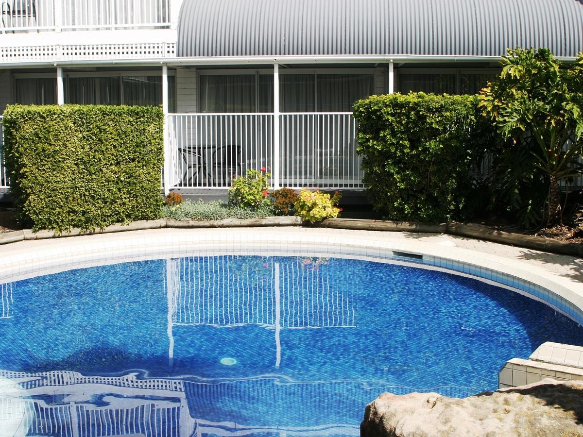 Dalby Manor Motor Inn - Accommodation Perth