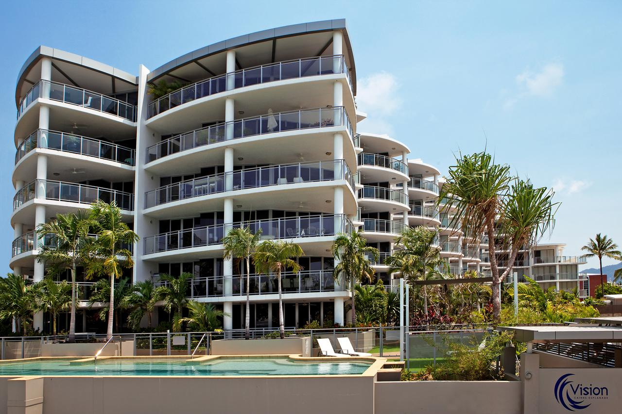 Vision Apartments - Accommodation Perth