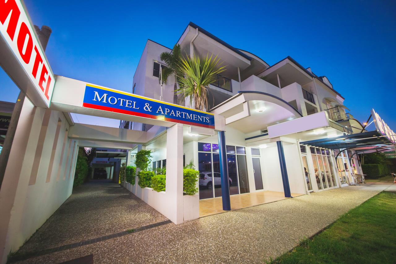 Cosmopolitan Motel  Serviced Apartments - Accommodation Perth