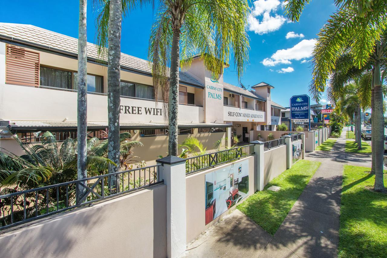 Cairns City Palms - Accommodation Perth