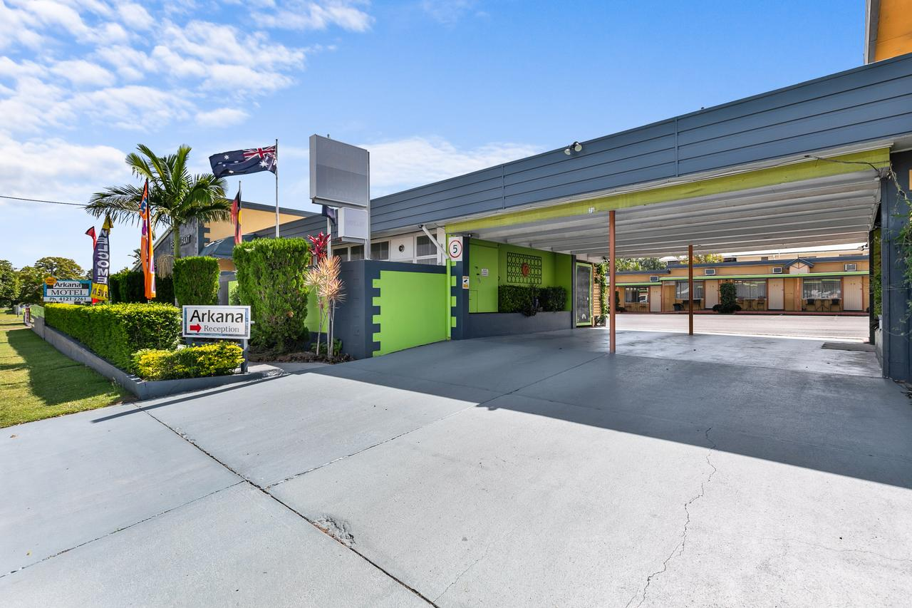 Arkana Motel - Accommodation Perth