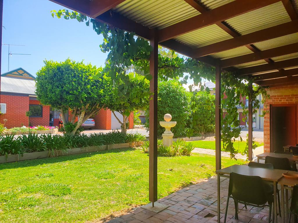 Wentworth Central Motor Inn - Accommodation Perth
