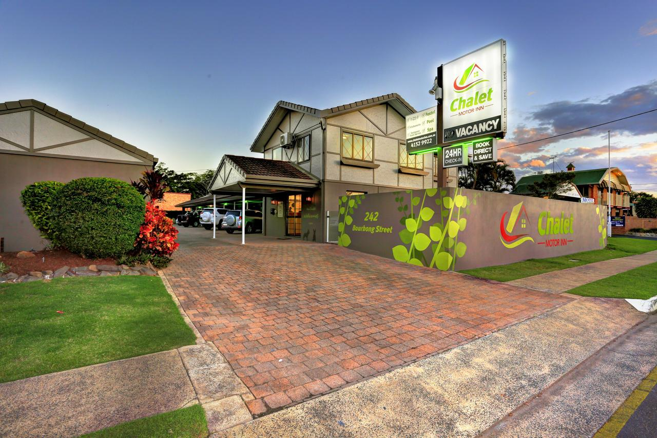 Chalet Motor Inn - Accommodation Perth