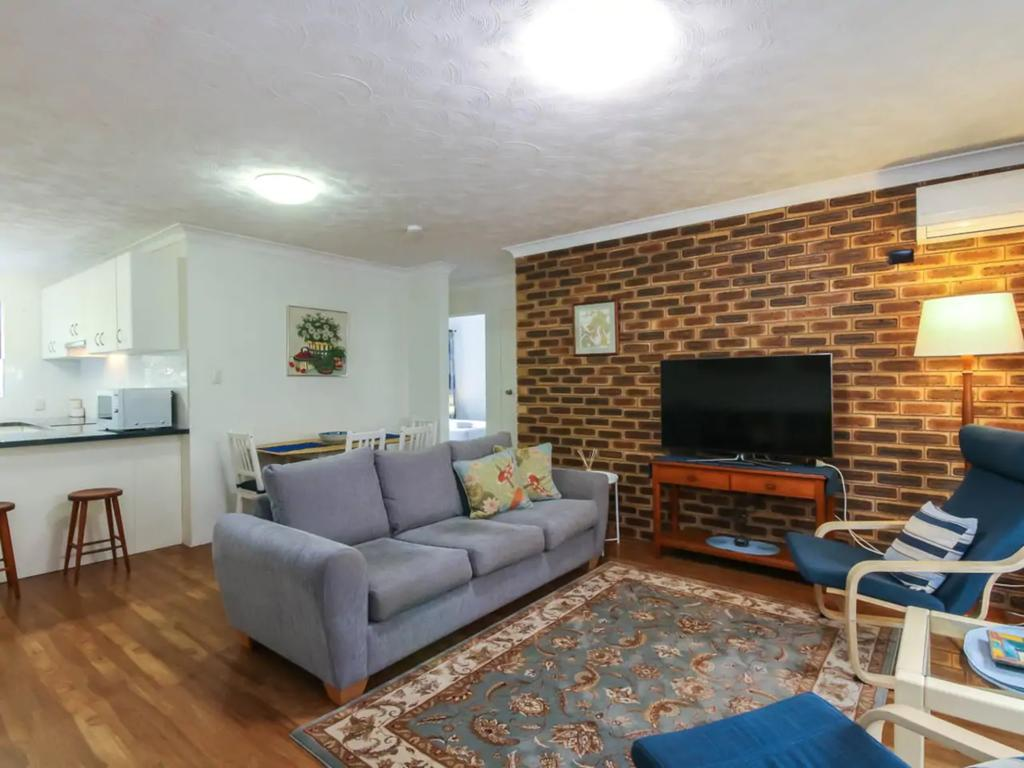 2 Bedroom St Lucia Apartment close to UQ and CityCat - Accommodation Perth