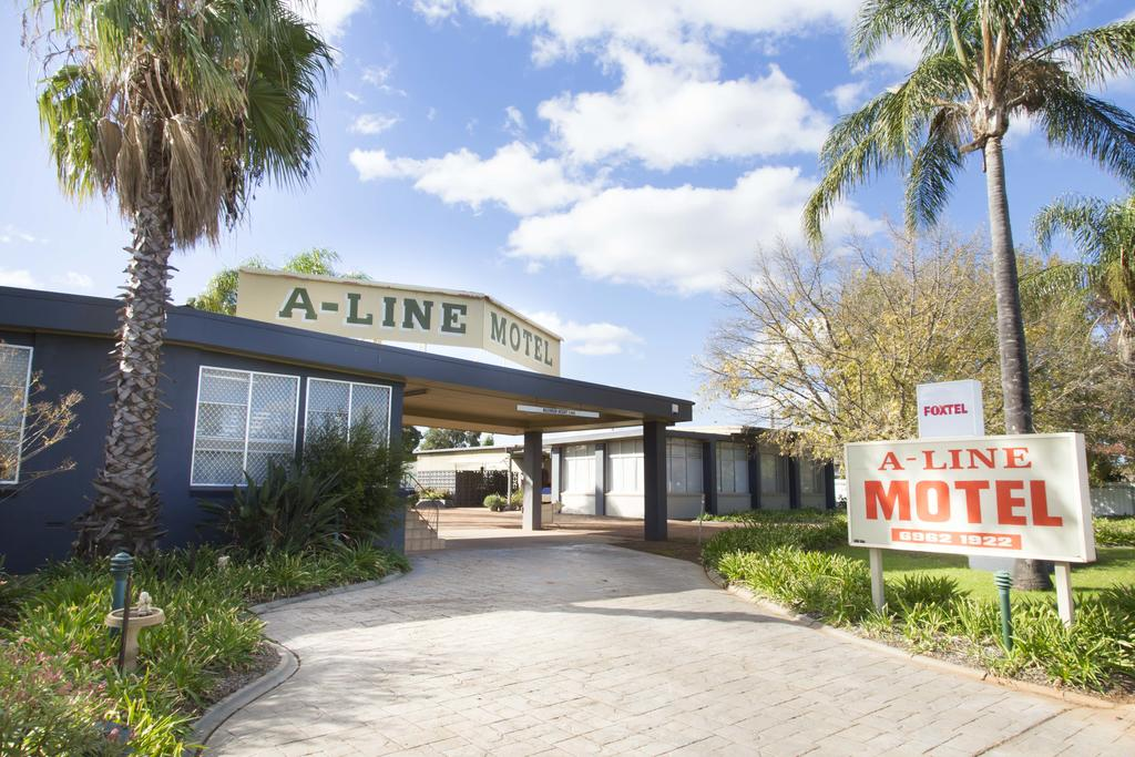 A Line Motel - Accommodation Perth